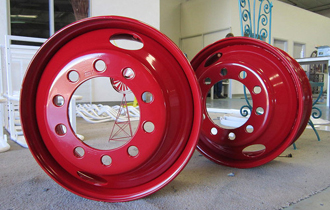 Powder Coating USA - Gallery of Our Work